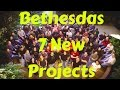 What Are The 7 Bethesda Games Studios Projects In The Works Right Now?