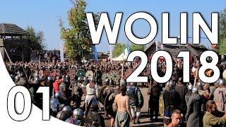WOLIN 2018 - 01 - FESTIVAL DES SLAVES ET DES VIKINGS DE WOLIN [FR]