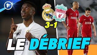Real Madrid - Liverpool (3-1) : Vinicius Jr assomme Liverpool | Le débrief