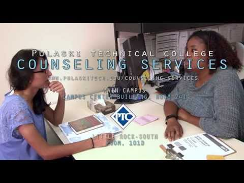 Counseling Services at Pulaski Technical College