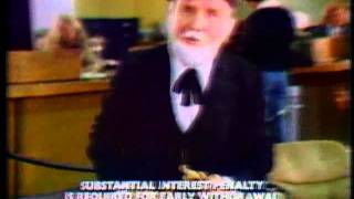 Seattle First Bank 1977 TV commercial