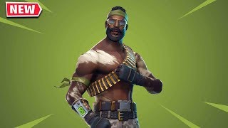 Cette peau RETURNED à Fortnite! Réclamez maintenant ! (BANDOLIER SKIN)