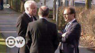 CSU geht vor Sondierung auf Konfrontationskurs | DW Deutsch