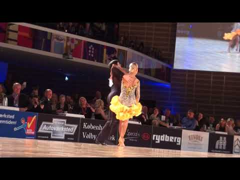 Copenhagen Open 2018.WDSF World Open Latin Final