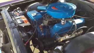 1966 Mercury Monterey Convertible