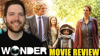 Wonder - Movie Review