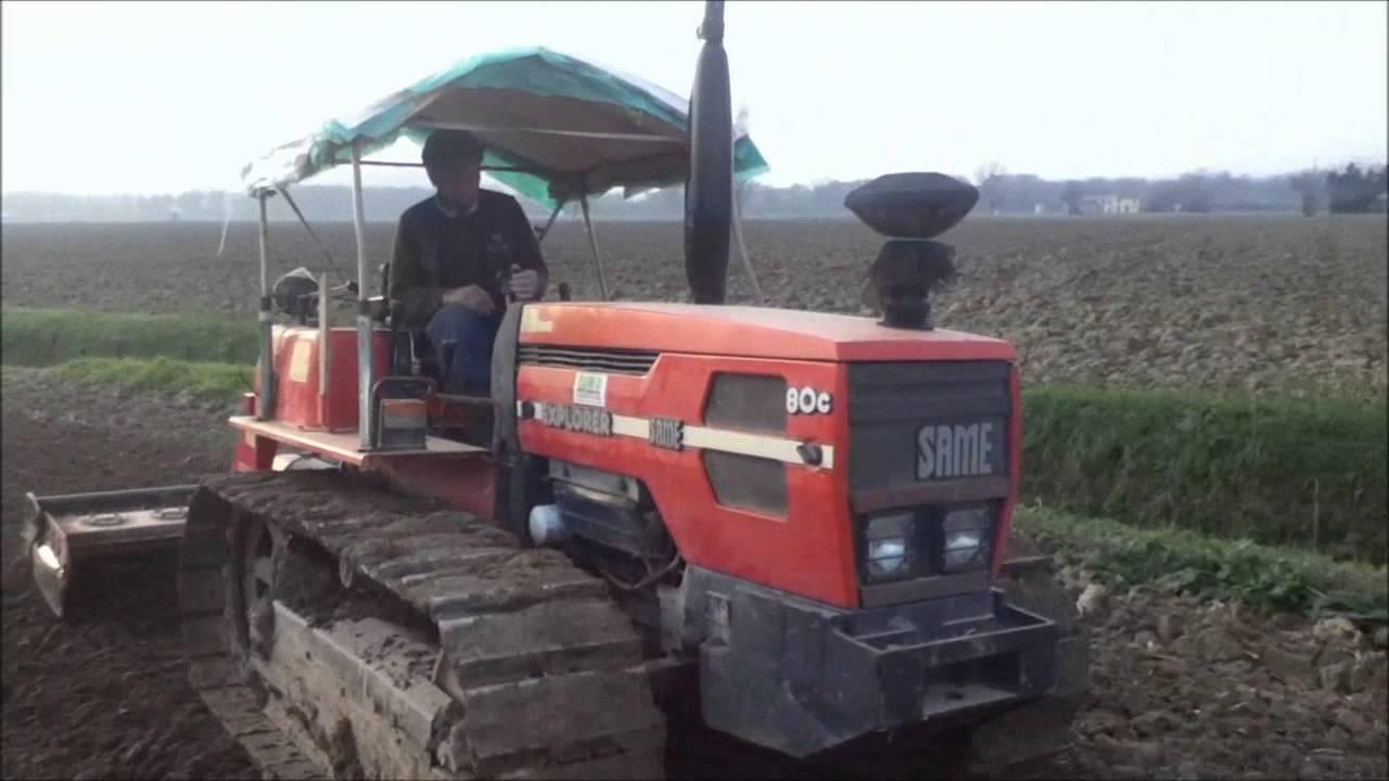 Preparazione Terreno E Semina Grano 2013 Doovi