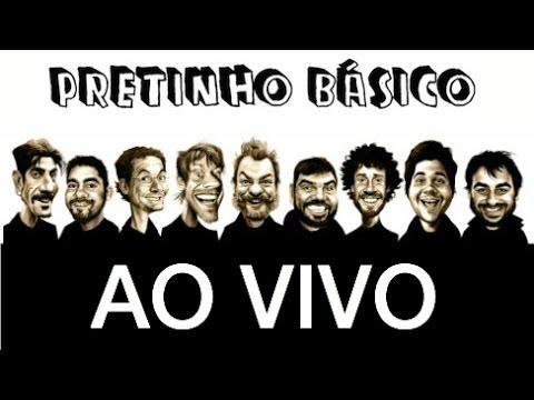 Pretinho Básico (AO VIVO) - Aids, Times catarinenses de futebol americano, dicas amorosas
