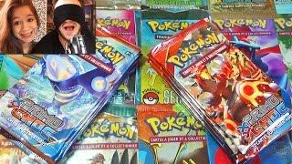 Ouverture de Boosters Pokémon à L