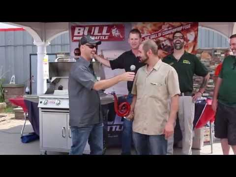 Best in Backyards in Mahopac hosted the Bull Burger Battle for the second consecutive year. Check out the video for highlights and to see who earned a spot at the 2015 World Food Championships in Kissimmee, Fla.
