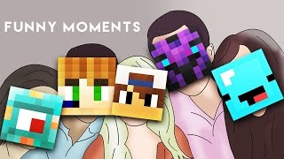 ABLI IS MY GIRLFRIEND? (Minecraft Funny Moments)