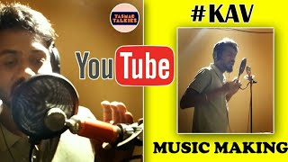 Cover images Kalangalil Aval Vasantham | Music Making | Maria Jerald | VenkatesPrabhu Ravindran