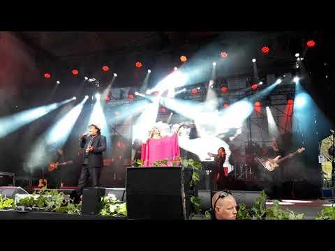 """Al Bano & Romina Power - """"Liberta"""" Tallinn/Estonia 03.08 2019"""
