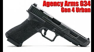 Agency Arms Glock 34 Gen 4 Urban: First Shots & Impressions