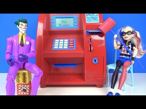 Bozuk oyuncak ATM makinesinden para çekemeyen Joker küplere biniyor dondurmacı Recep İvedik Maşa
