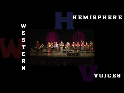 Western Hemisphere Voices