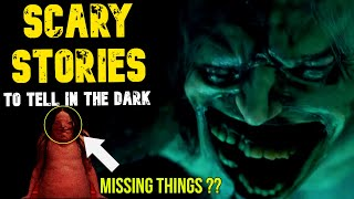 Scary Stories To Tell In The Dark Explained In Hindi