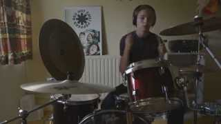 RHCP - Scar Tissue - Drums Only [Chad Smith Style Cover] HD Thumbnail