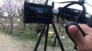 GRUA PARA CAMARA DE VIDEO 4 Mtrs.
