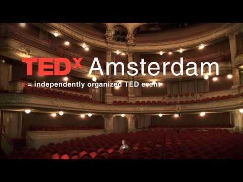 TEDx Amsterdam Promo 2010