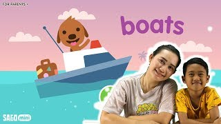 น้องโปรแกรม รีวิว เกมส์  Boats SAGO MINI  | ขับเรือพาไปเที่ยวเกาะ