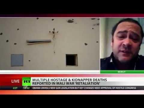 Henningsen: Mali War Retaliation: World Police Protecting Corporate Interests in Africa