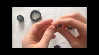 How to make a LEGO Sniper Scope Part 1