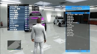 How to make a modded account on GTA5 Online | PS3, PS4, XBOX ONE, XBOX360 AND PC