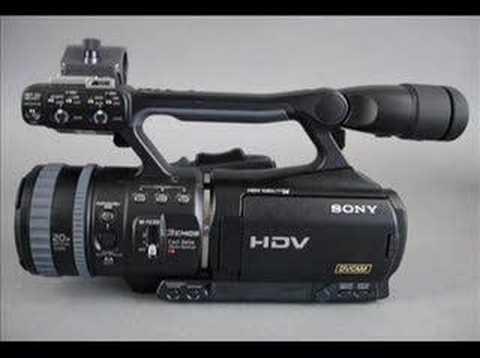 new sony hvr v1u hvrv1u hdv 1080i 1080 camcorder youtube rh youtube com sony hvr-v1u manual sony hvr-v1u manual español