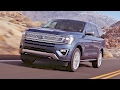 Ford Expedition (2018) Interior and Exterior Design
