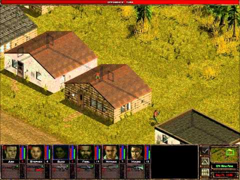 Let's Play Jagged Alliance 2 - S67 Now its Fidel Time!
