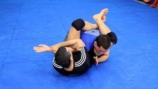 Finishing the Triangle Technique | MMA Fighting