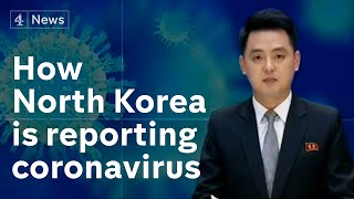 How North Korea is reporting on coronavirus (English subtitles)