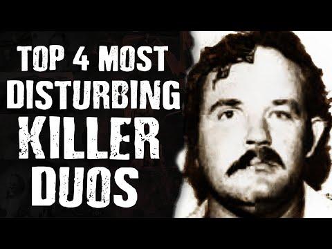 Top 4 Most DISTURBING Killer Duos