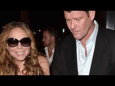 Mariah Carey Implies Her Marriage To James Packer May NOT Last