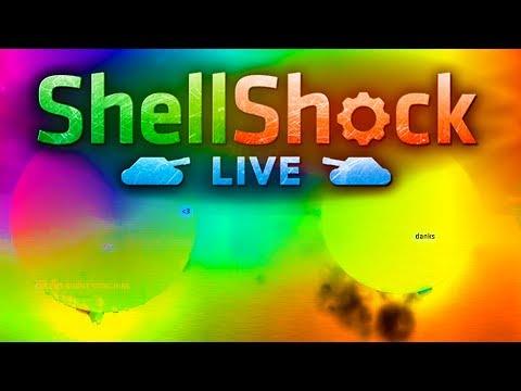 THE 611 DAMAGE NUKE! - ShellShock Live!
