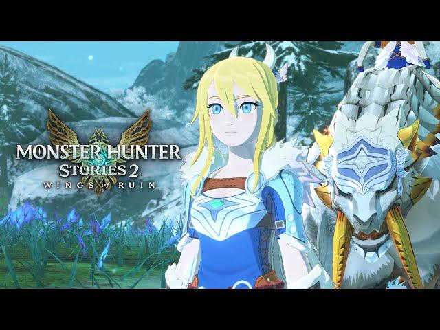 Monster Hunter Stories 2 - Trailer #5