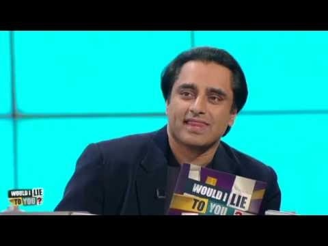 Did Sanjeev Bhaskar crash into Michael Winner's car? - Would I Lie to You?