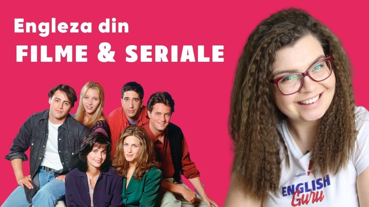 Învață engleza din filme și seriale
