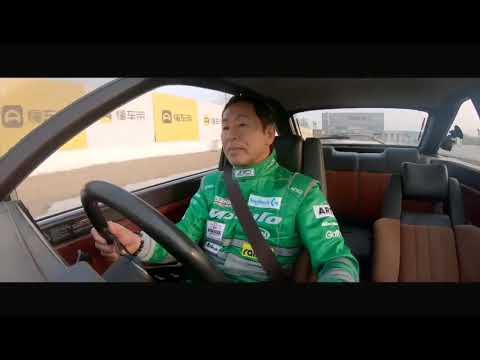 Keiichi Tsuchiya Tofu Delivery on Track