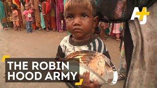 Pakistan's Robin Hood Food Army