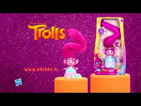 Trolls Poppy Wyjątkowa Fryzura Youtube