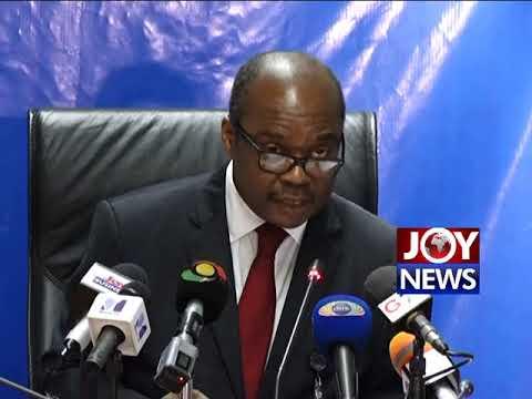 Governor of Bank of Ghana, Ernest Addison on UNIBANK. (1-08-18)