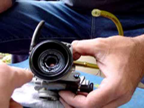 Carburador Dr Suzuki