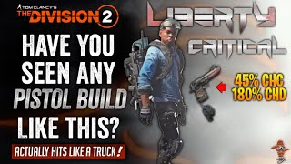 Run 'n Gun Style Of Play! Its Amazing with Crit And So Satisfying To Play | The Division 2