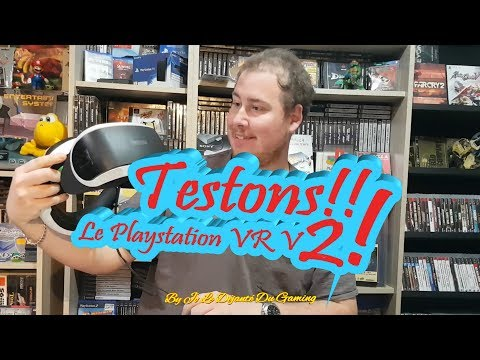 J'ai Testé Le PlayStation VR V2