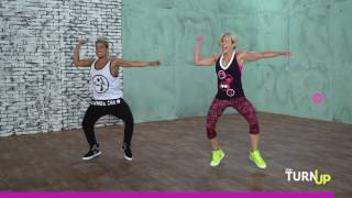 "Learn This ""Merengue - Hip Hop"" Choreography"