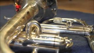 Flügelhorn Improvisation E-Blues