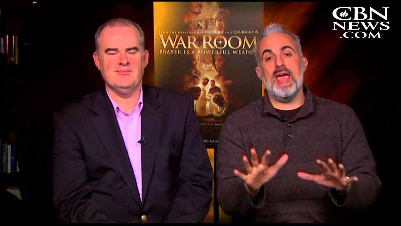 Christmas Gift: \'War Room\' on DVD - YouTube