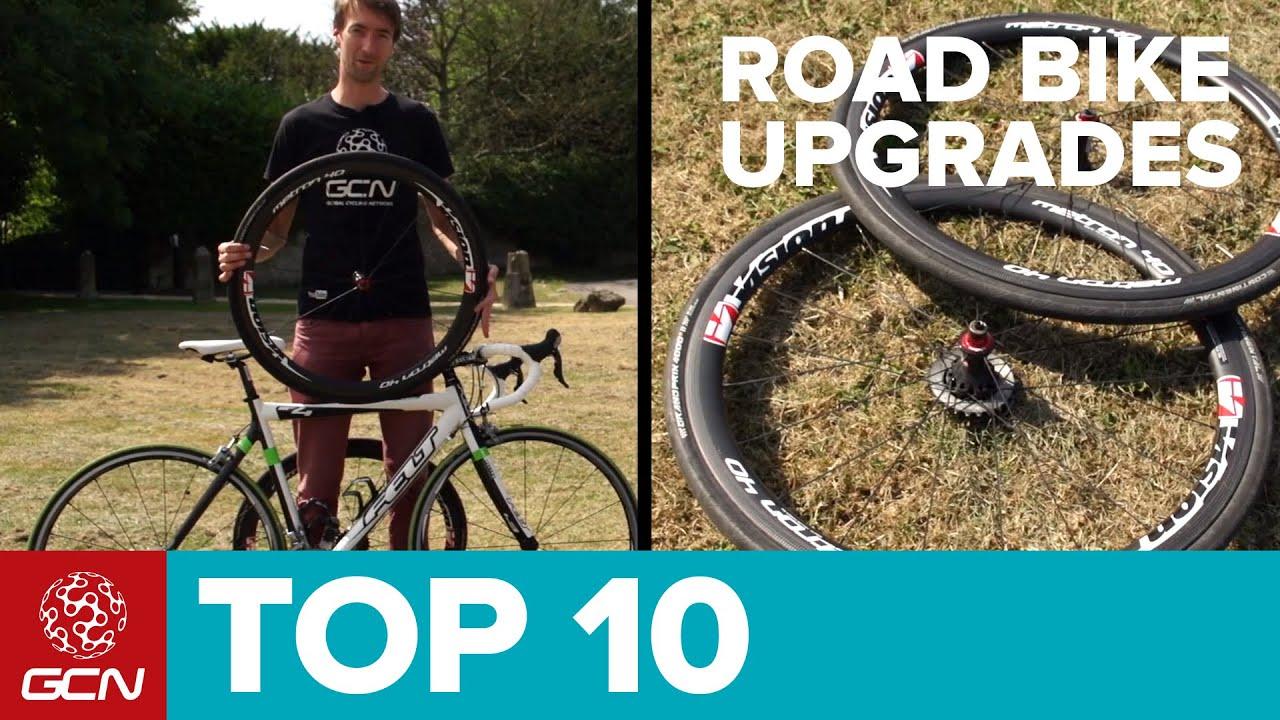 Top 10 Road Bike Upgrades Youtube